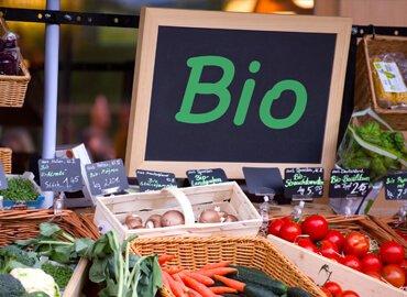Mobilier fruit et légume : Bio