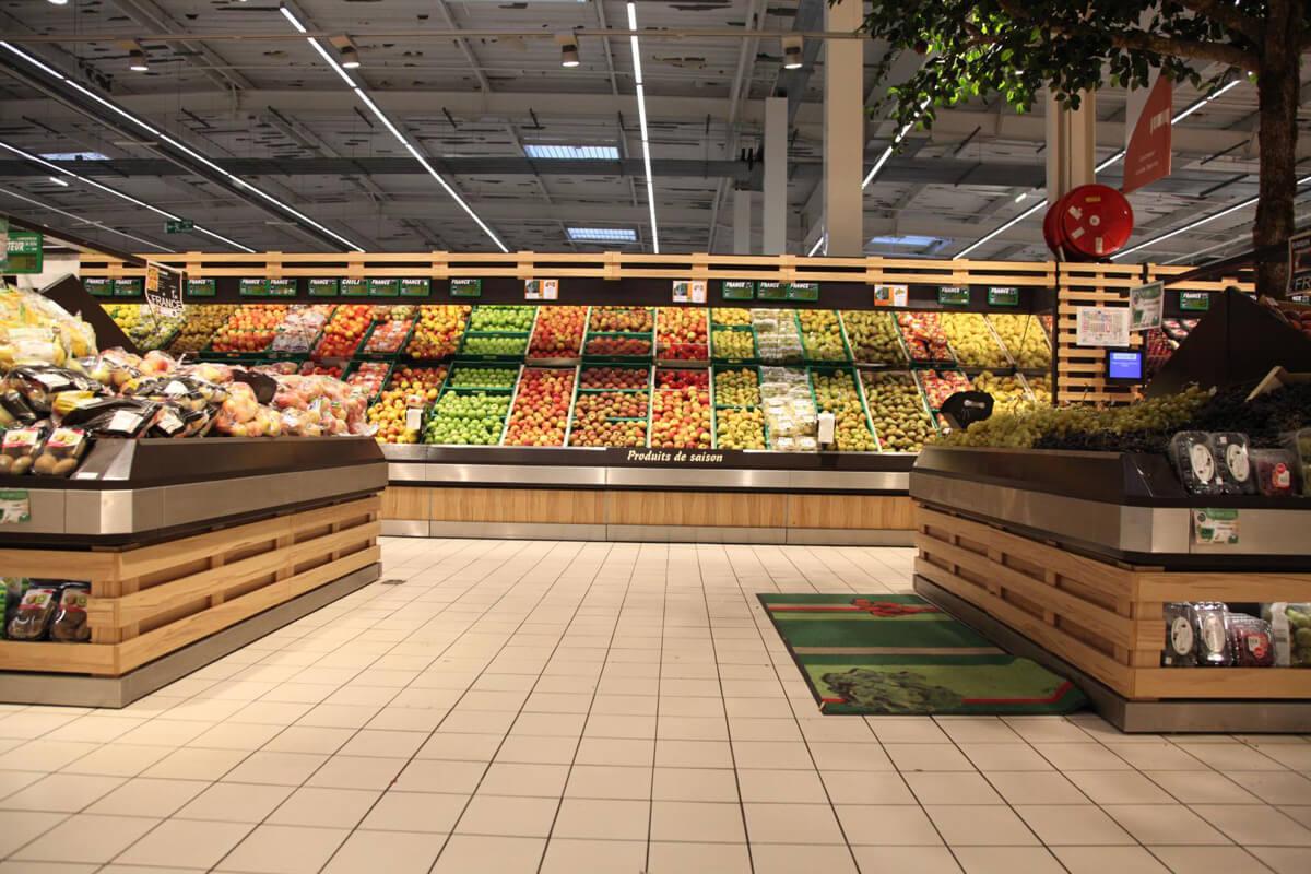 Meuble pour fruits légumes Rubis