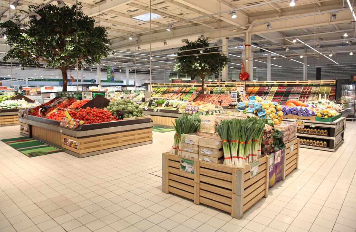 Présentation fruits et légumes : Rubis